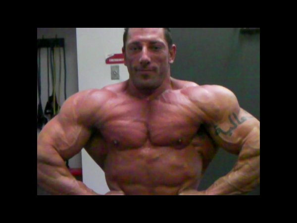 Robert Habeeb Trains Chest 2 Weeks Out from the 2009 NPC Nationals
