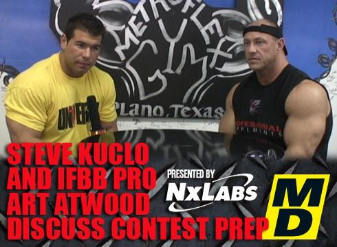 Steve Kuclo and Art Atwood Talk Contest Prep