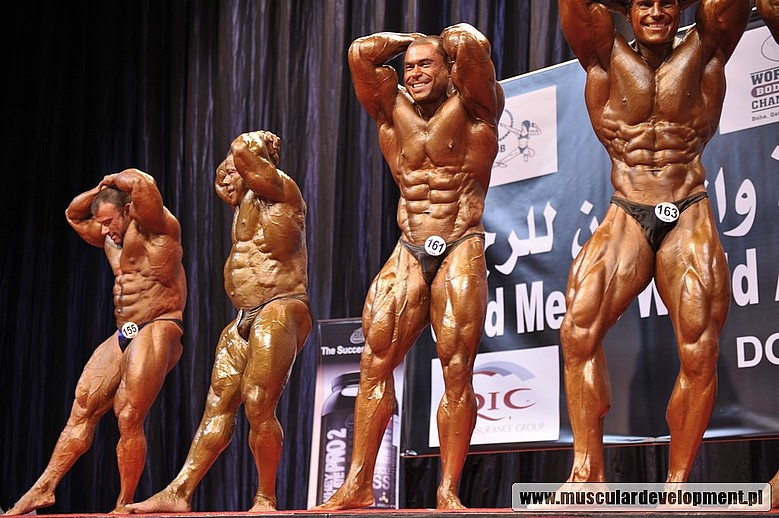 IFBB World Championships Doha,Qatar 2009 results+pics