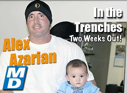 In the Trenches with Alex Azarian Two Weeks from Nationals