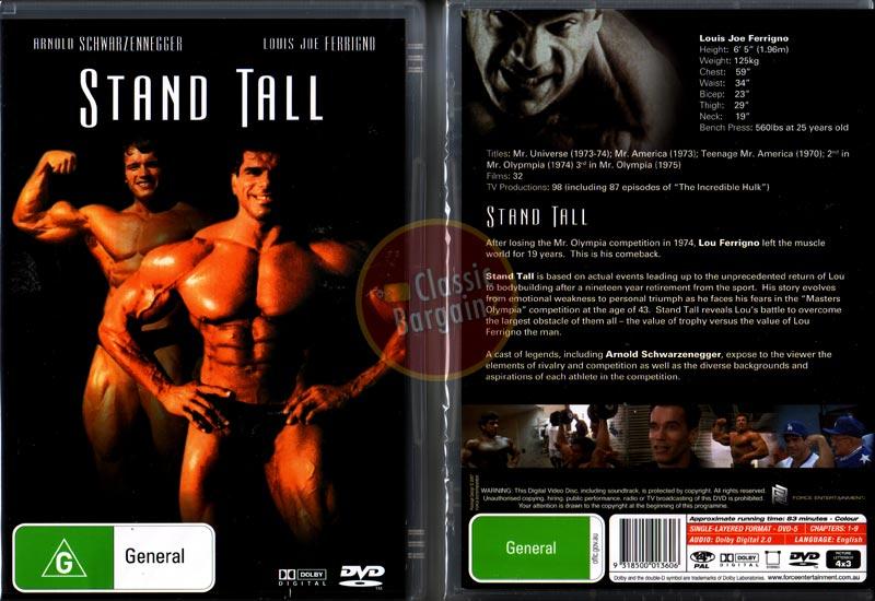 Lou Ferrigno - Stand Tall