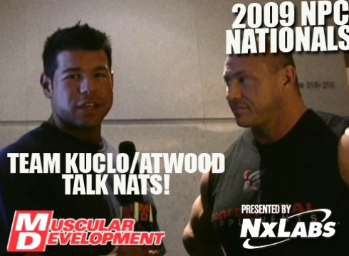 Team Kuclo / Atwood Talk about the Ride to the 2009 Nationals