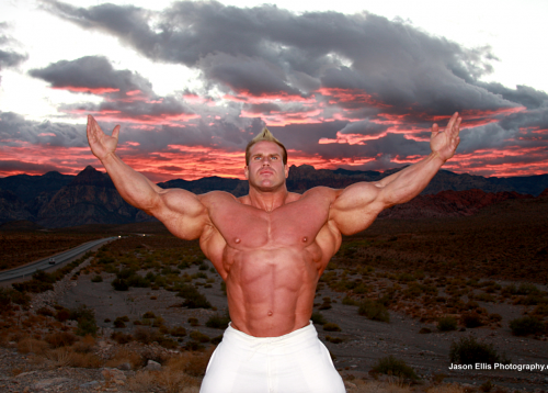 New Jay Cutler pics from his website