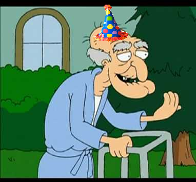 happy birthday Freakzilla