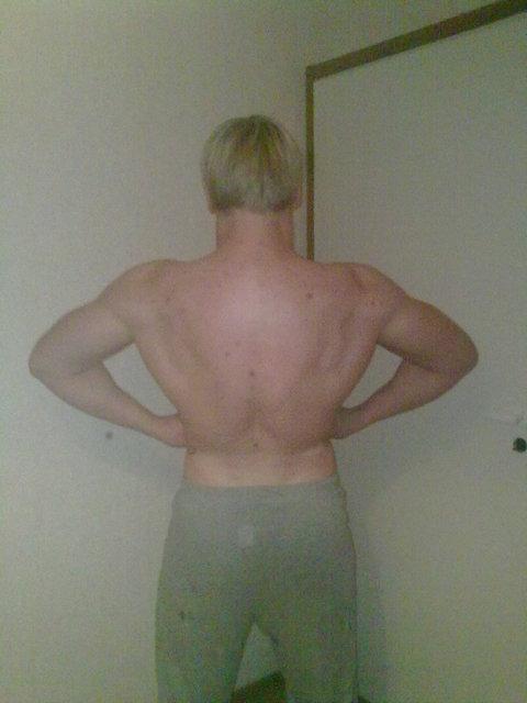 My back!
