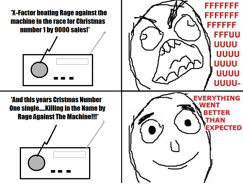 Rage Against The X-Factor