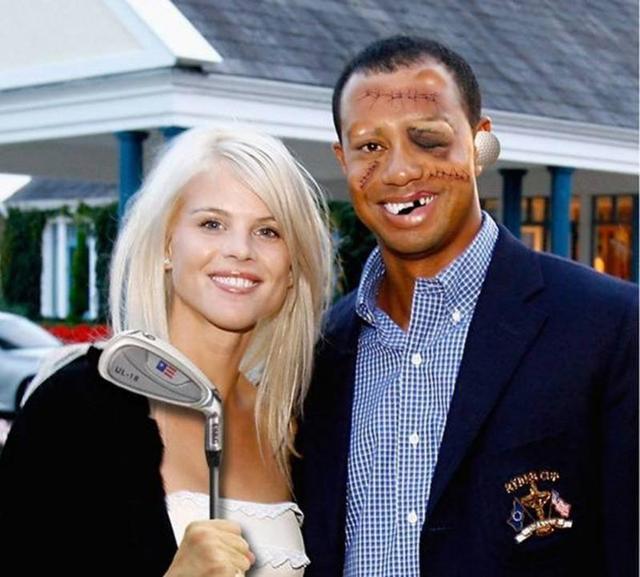 Tiger Woods Admits Affair!