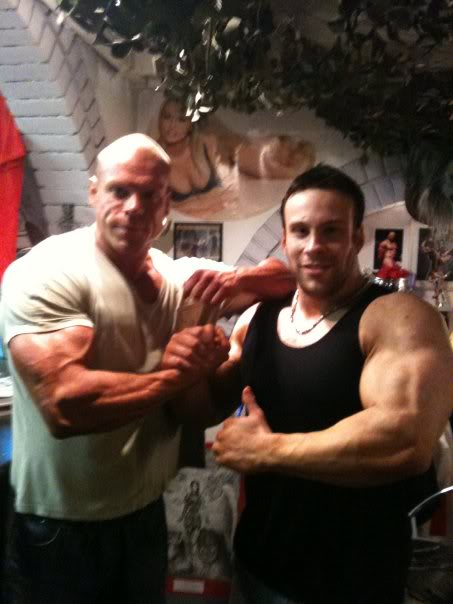 Best Biceps Competition