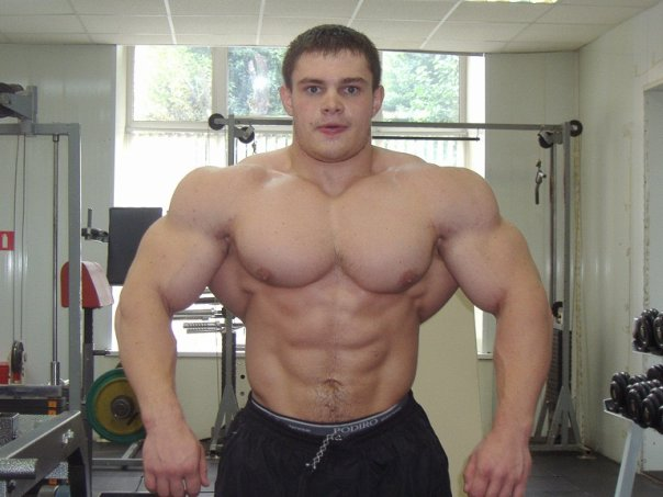 New Alexei Lesukov pic!!! (December 2009)