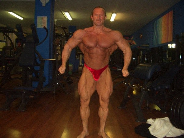 Road to 2010 Arnold Classic Amateurs: Dennis Giusto 2 weeks out