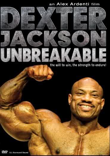 """Dexter Jackson's """"Unbreakable"""" dvd trailer"""