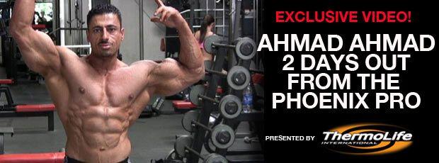 2010 IFBB Phoenix Pro - competitors list