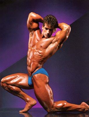 King of bodybuilding symmetry