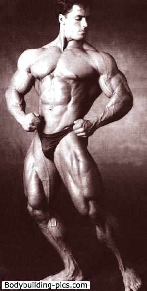 King of bodybuilding symmetry