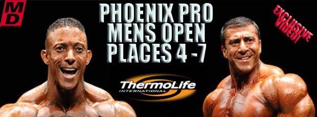2010 Phoenix Pro results!