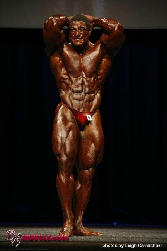 2010 IFBB Australian PRO Grand Prix X