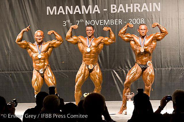 Congradulations to Essa Hassan-Obaid, Arnold Amateur Champion