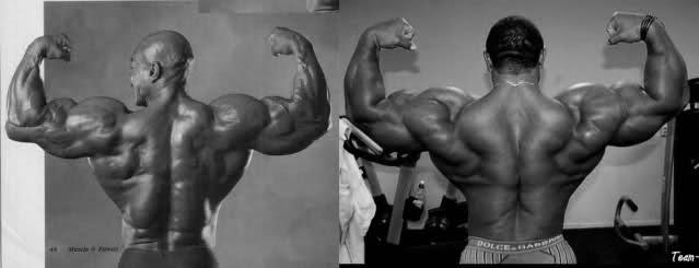 Sergio Oliva senior vs Roelly Winklaar