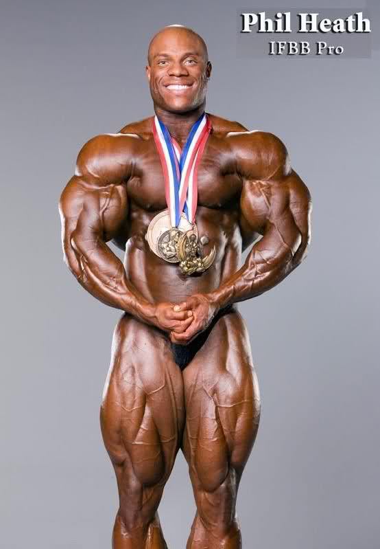 * Official PHIL HEATH support thread ! *