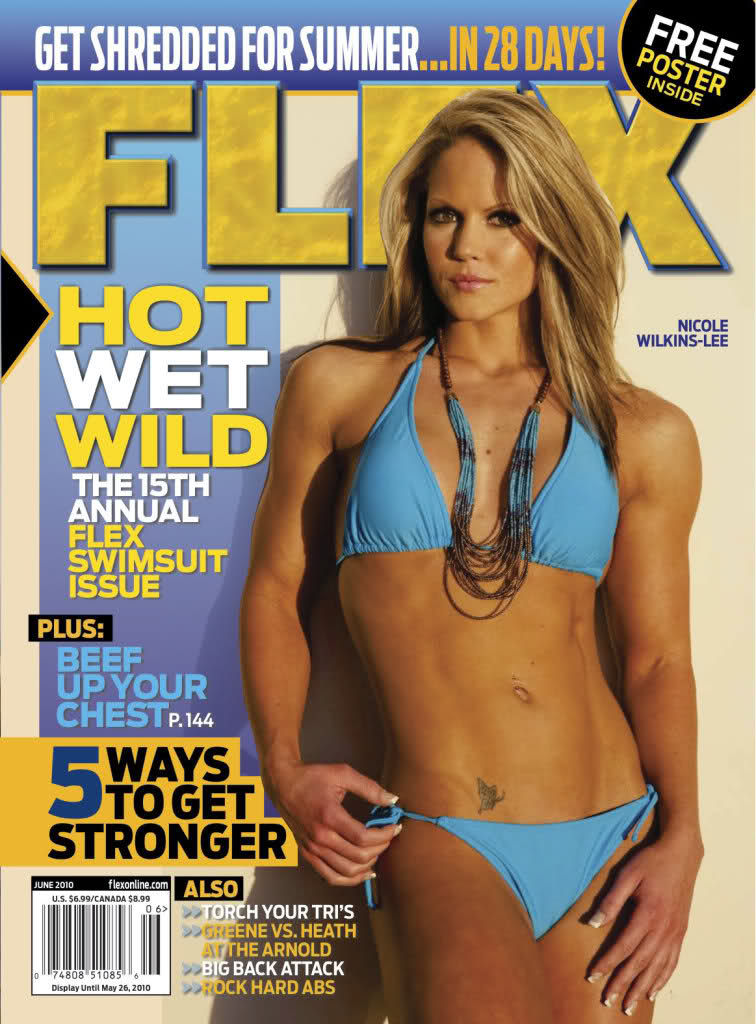 FLEX covers for June 2010!