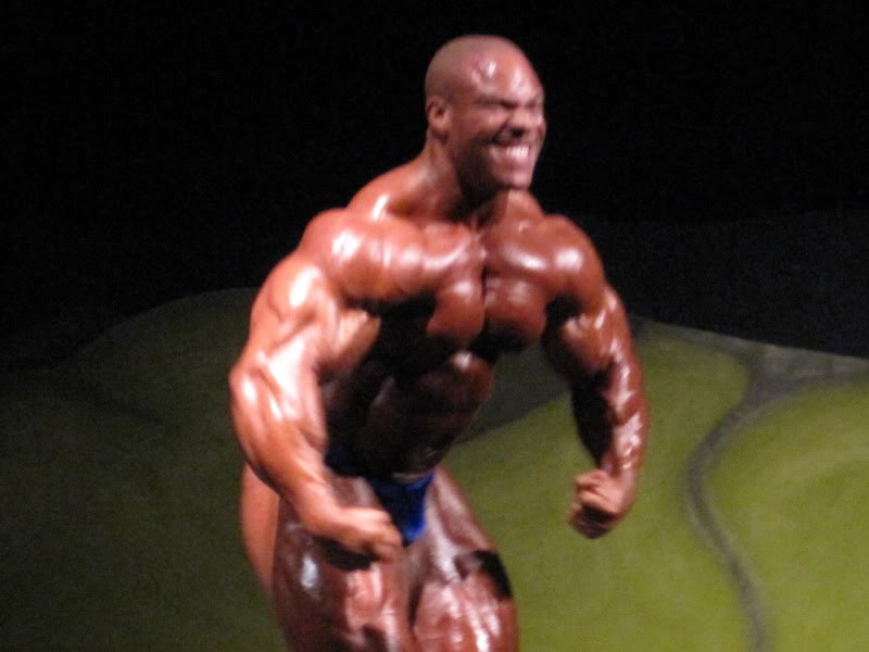 Phil Heath pics from March 25th