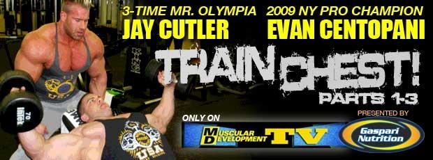Evan Centopani And Jay Cutler Parts 1-3