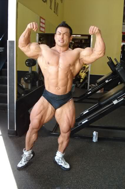 2010 Europa Show of Champions - competitors list, pics, info..etc