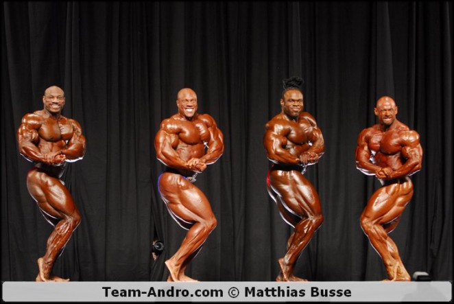 Interviews, prejudging vids, replays..etc from the 2010 Arnold Classic!