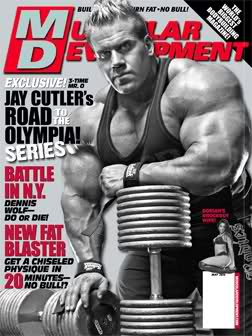 MD cover - May 2010 (Jay Cutler)