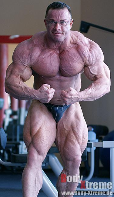 Ronny Rockel photoshoot 10 days after the 2010 Arnold Classic