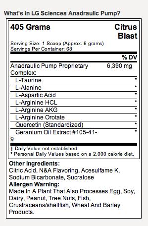 Big Vic Reviews LG Sciences Anadraulic Pump