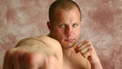 Fedor-Brock Lesnar UFC Super Match May Be a Reality