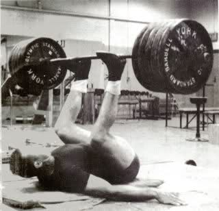 MuscleMecca: What's one Exercise you've never done before