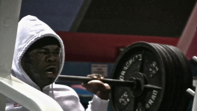 Preview of the SECOND Kai Greene DVD!
