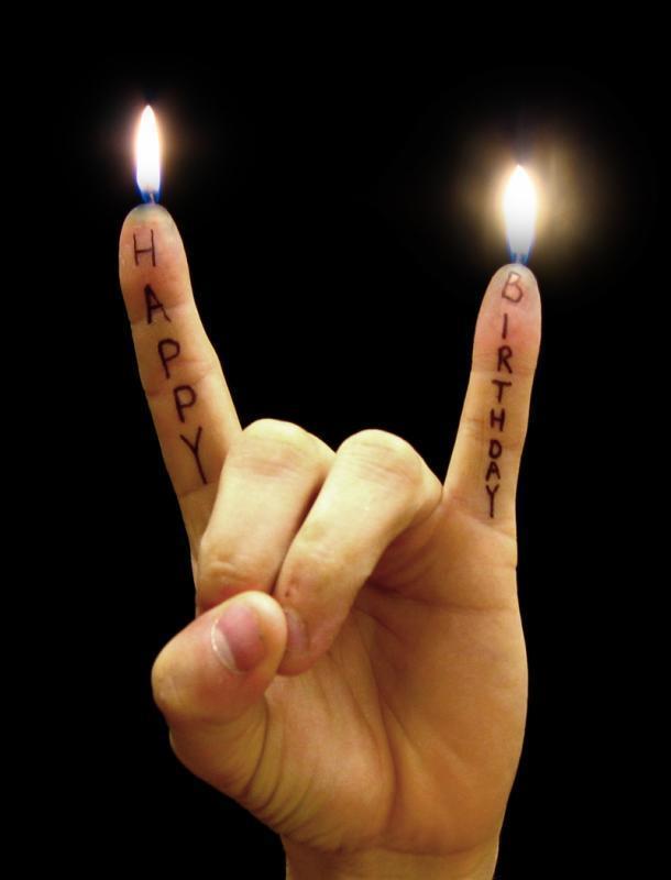 Happy Birthday tkd