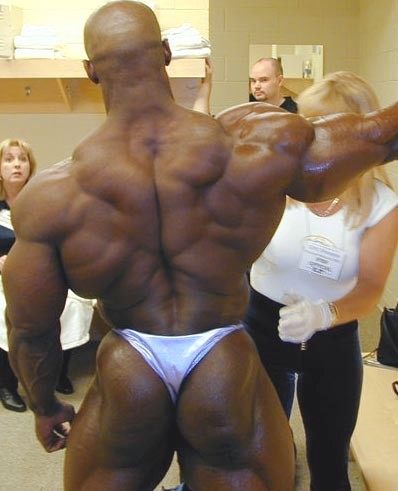 greatest back in bodybuilding history - Coleman