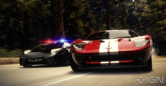 Need For Speed: Hot Pursuit 3!! Trailer