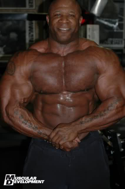 2010 IFBB Europa Battle of Champions - updates