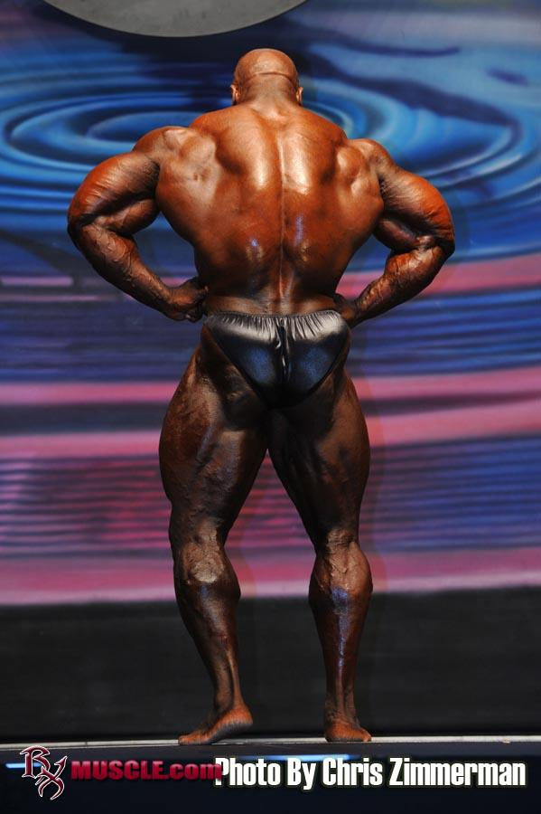 2010 IFBB Europa Battle of Champions - updates