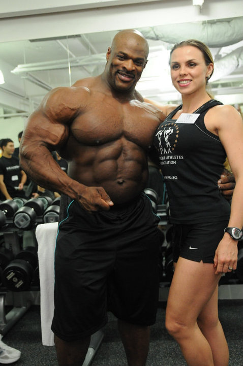Ronnie Coleman in Singapore - Page 3