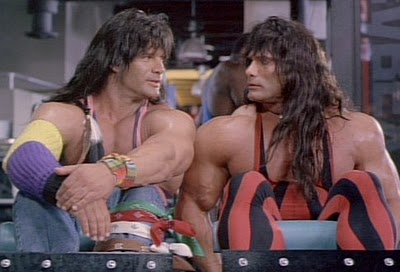 The Barbarian Brothers- Twin Sitters (David/Peter Paul)