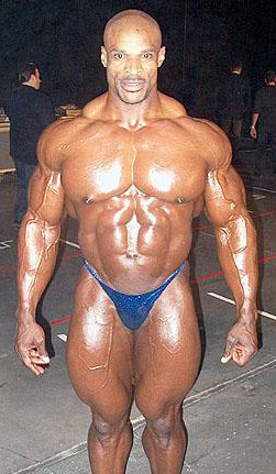 "Ron Coleman: ""I'm definitely not doing the Olympia"""