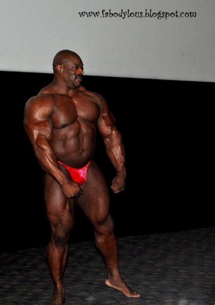 Ronnie Coleman in Singapore