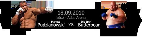 Pudzianowski vs. Butterbean