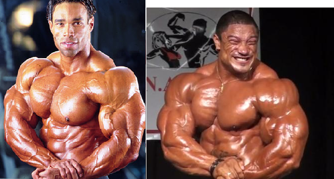 Roelly Winklaar; the road to the NY PRO and the MR.O 2010