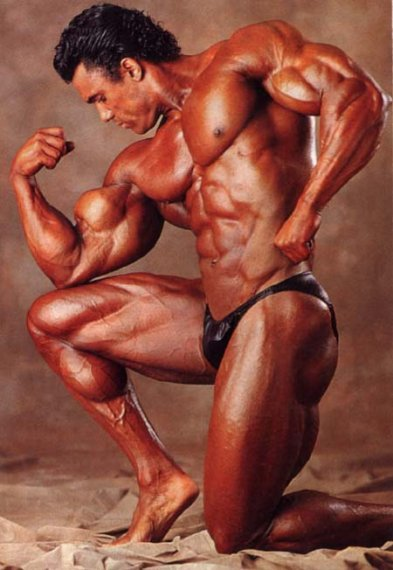 What IFBB pro would you like to look like?