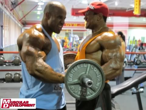 Roelly Winklaar and Victor Martinez Photoshoot for MD!!