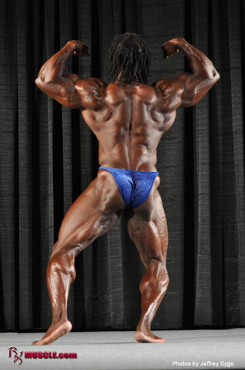 2010 IFBB Detroit 202 Pro Championships
