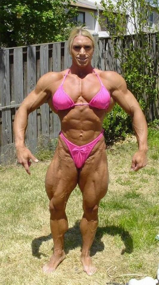 the new Womens Physique Division!