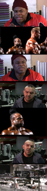 Coming soon! The Kai Greene post Olympia interview.